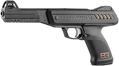 Pistola Perdigón Gamo P-900 Bear Grylls 4,5mm. 2,7 Julios potencia