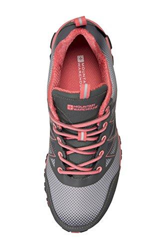 Mountain Warehouse Springbok Laufschuhe für Damen Grau