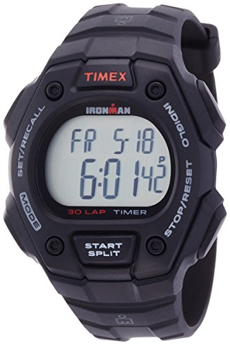 Timex Herren-Armbanduhr Digital Quarz T5K822 (Timex Zurück)