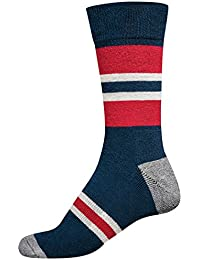 Globe premium Mens Crew Socks - Stripe Medium