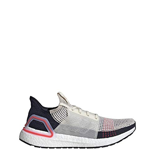 Adidas Ultra Boost, Zapatillas de Running por Hombre, Gris (ClearBrown/ChalkWhite), 42 2/3 EU