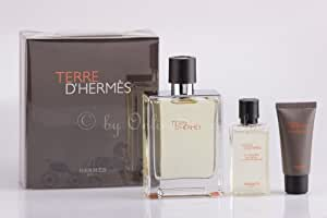 hermes terre set 100ml edt 40ml dg 15ml asb computer zubeh r. Black Bedroom Furniture Sets. Home Design Ideas