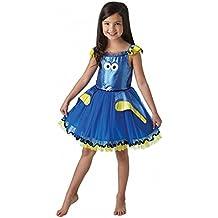Vestido de traje Dory Deluxe, Größe Todd (2-3 años), azul para los niños Carnival Nemo traje de carnaval licencia de los personajes de Disney