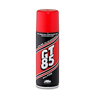 GT85 200ml Penetrating and PTFE Maintenance Spray Can