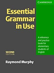 Essential Grammar in Use Without answers: A Self-study Reference and Practice Book for Elementary Students of English by Raymond Murphy (1997-03-20)