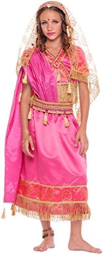 AV53856-6 - Kinderkostüm INDIANA D'ORIENTE BABY - Alter: 1-6 Jahre - Größe: 6 (Baby Aladdin Kostüme)
