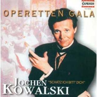 Jochen Kowalski, Contre-Ténor