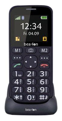 Bea-fon SL240 Großtasten schwarz, SL240_EU001B