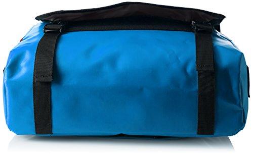Vaude, Borsa Bert, Marrone (Mocca), 29 x 34 x 11 cm, 14 l Blu (Azure)