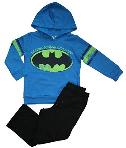 Batman - Sudadera con capucha - para niño azul 98/104 cm