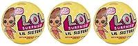 3pcs LOL Surprise Lil Sister - serie 3