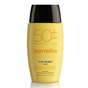 Sensilis Sun Secret Ultra Color Crema Protector Solar SPF50+ – 40 ml