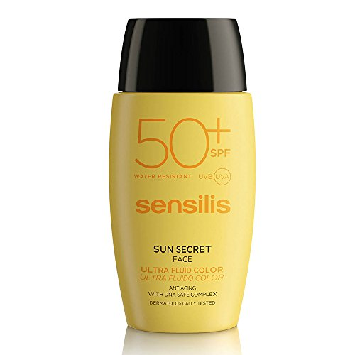 Sensilis Sun Secret Ultra Color Crema Protector Solar