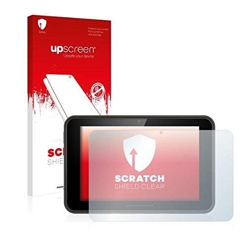 upscreen Scratch Shield Clear Bildschirmschutz Schutzfolie für HP Pro Slate 10 EE (hochtransparent, hoher Kratzschutz)