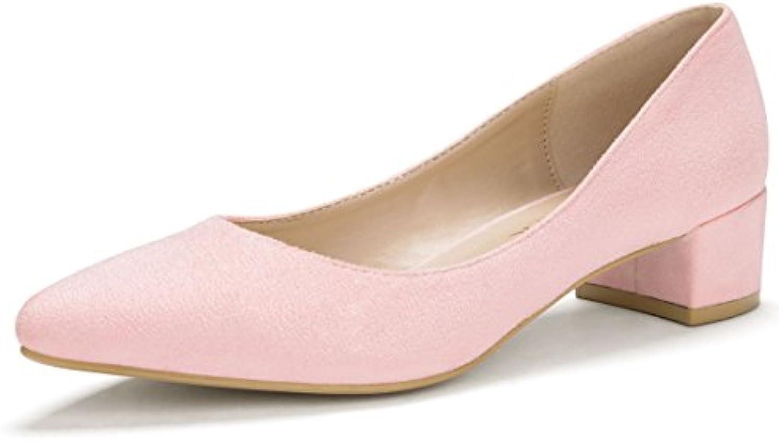 2ddc454db66 Allegra K Women s Pointed Toe Classic Classic Classic Pumps B072QYDMKP  Parent a75983