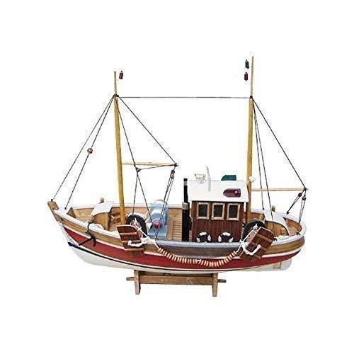 Barca de Pesca, Zweimast Cortador de ,Modelismo,Modellboot