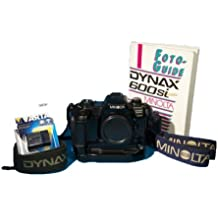 The Complete Users' Guide: Minolta/Maxxum 600si (Hove User's Guide) by Damian Dinning (1995-10-06)