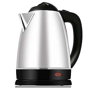 bouilloire electrique avec sans fil multifonction silencieuse bouilloire kettle pour. Black Bedroom Furniture Sets. Home Design Ideas