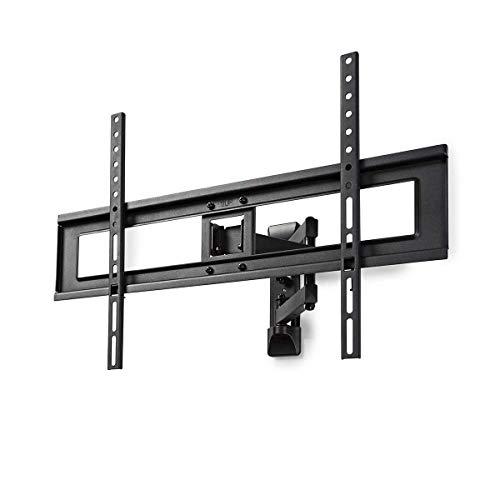 TronicXL TV Wandhalterung voll beweglich 37-70 Zoll zb für Thomson 70UD6406 65UB6406 65UC6326 65UD6426 65UC6406 65UD6326 65UC6306 55UC6326 Monitor Bildschirm neigbar Stahl Steel Metall Wandhalter