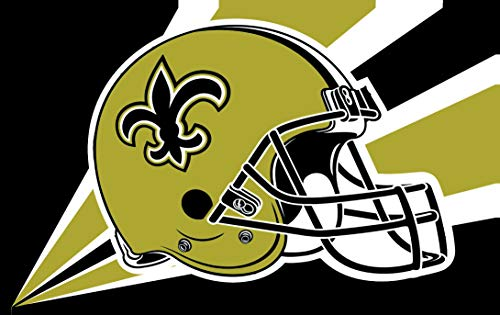 RongJ- store NFL Super Bowl 91,4 x 152,4 cm Banner Champion Flag 3x5FT New Orleans Saints2 -
