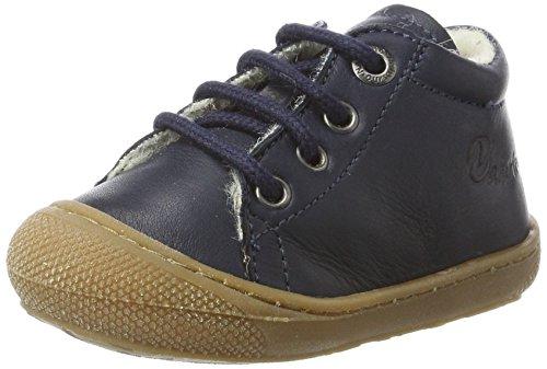Naturino Baby Jungen 3972 Sneaker, Blau (Blau-9101), 25 EU -