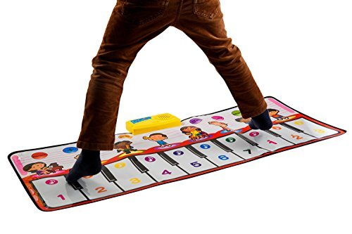 Kiddie Play Piano Play Mat