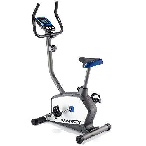 41Ebf lrLhL. SS500  - Marcy Antero 1201 Upright Exercise Bike - 17 Stone Capacity