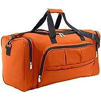 Sols - Week-End - Multi-Pocket Reisetasche , Orange , UNIQUE