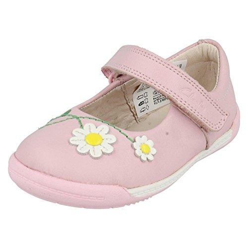 Clarks Kids - Softly Jam Fst, Sneaker Unisex – Bimbi 0-24 Baby Pink