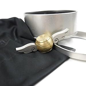 Tornado Fidget Spinner - Harry Potter Golden Snitch v2 - Stress Relief Spinner for Adults and Children