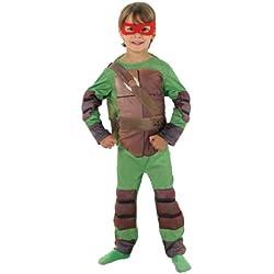 Rubie's - Disfraz de las Tortugas Ninja para niño, talla S (3-4 años)