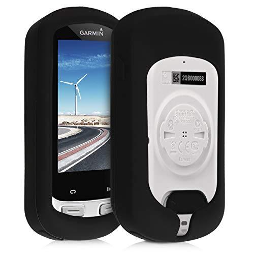 kwmobile Garmin Edge Explore Hülle - Silikon GPS Fahrrad Navi Cover Case Schutzhülle für Garmin Edge Explore