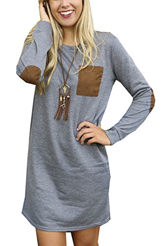 minetom-mujer-otono-casual-tops-manga-larga-vestidos-cuello-redondo-blusas-camiseta-sueter-gris-es-3
