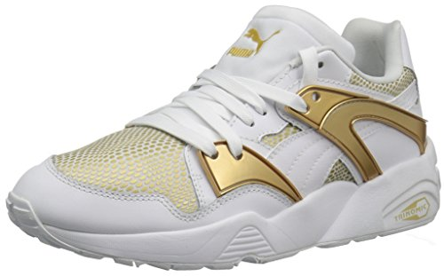 Puma Blaze Gold Wn's, Baskets mode pour femme - blanc White White,