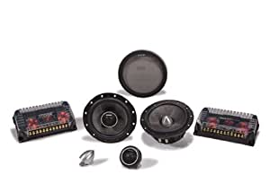 Kicker 09QS652 QS Series 6.5-Inch Component Vehicle Speaker System