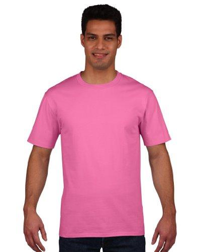 T-Shirt 'Premium Cotton Ring Spun' Azalea