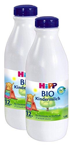Hipp orgánico bebé leche lista beber - partir mes