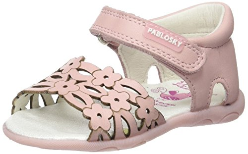 Pablosky 003371, Sandales fille Rose