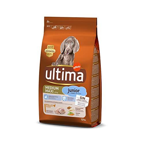 Ultima Dog - Junior Pollo & Riso 1,5 kg