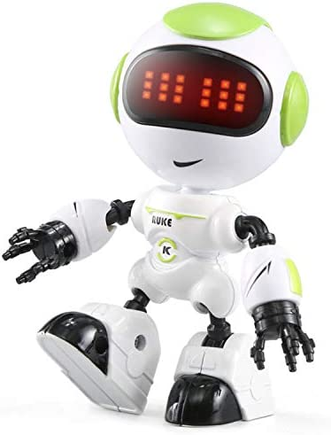 Beetest Jouet Robot, Robot TelecomFemmede Jouet Jouet Jouet Robot, JJRC R8 Robot Jouet avec Lumière LED pour  s  s Anniversaire Cadeau De Noël | Moins Cher  4916fc