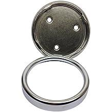 KitchenAid mezclador monomando para función atril anillo de goteo y placa de cuenco de TWIST tapón para mezcladoras de 4.5qt y 5qt