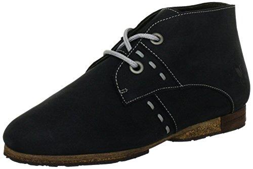 Stork steps samsim baskets en cuir noir Noir - Noir