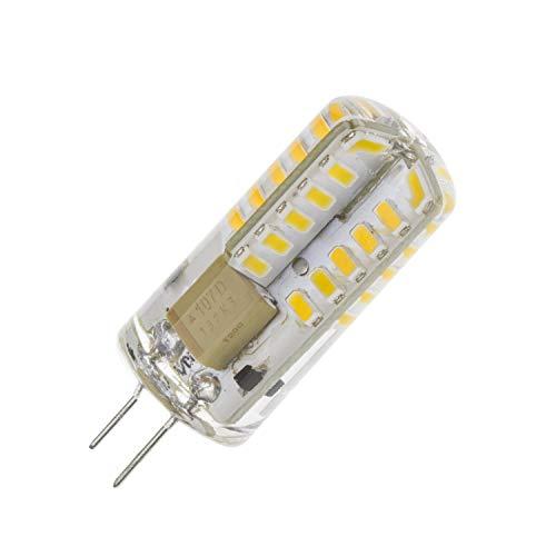 Bombilla LED G4 3W (12V) Blanco Cálido 2700K-3200K efectoLED