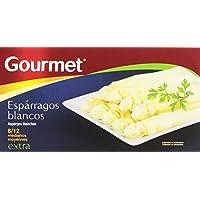 Gourmet Espárragos Blancos, 8/12 Medianos - 125 g