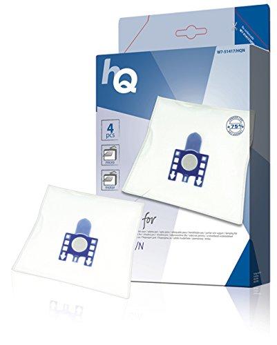 Soft-bag-staubsauger (HQ W7-51417/HQN Staubsaugerbeutel Miele GN)