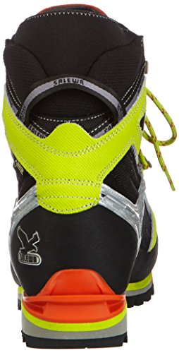Salewa Raven Combi, Chaussures de randonnée homme Vert (5161 Citro/Grntine)