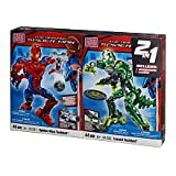 Best Mega Bloks Of Men Mega - MEGA BRANDS - MEGA BRANDS Megabloks techbot 2-pack Review