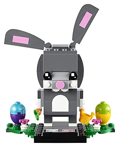 LEGO BrickHeadz 40271 Easter Bunny Building Kit - Lego Egg Easter