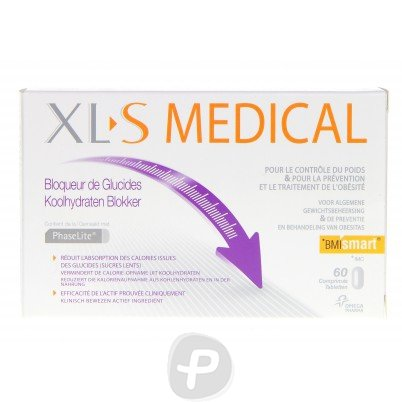 XL-S MEDICAL - Bloqueur de Glucides