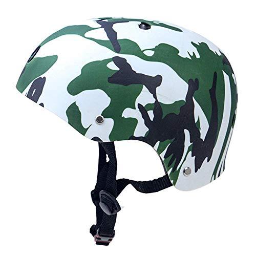 L&WB Kinder-Helm-Schutzkopf Erwachsener Kinderfurnierhelm Sportschutzhelm für EIN-und Doppelboardski,C,L